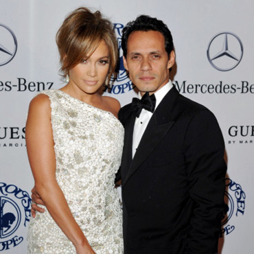 Jennifer Lopez et Marc Anthony