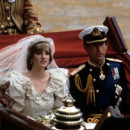 Le prince Charles et Lady Di