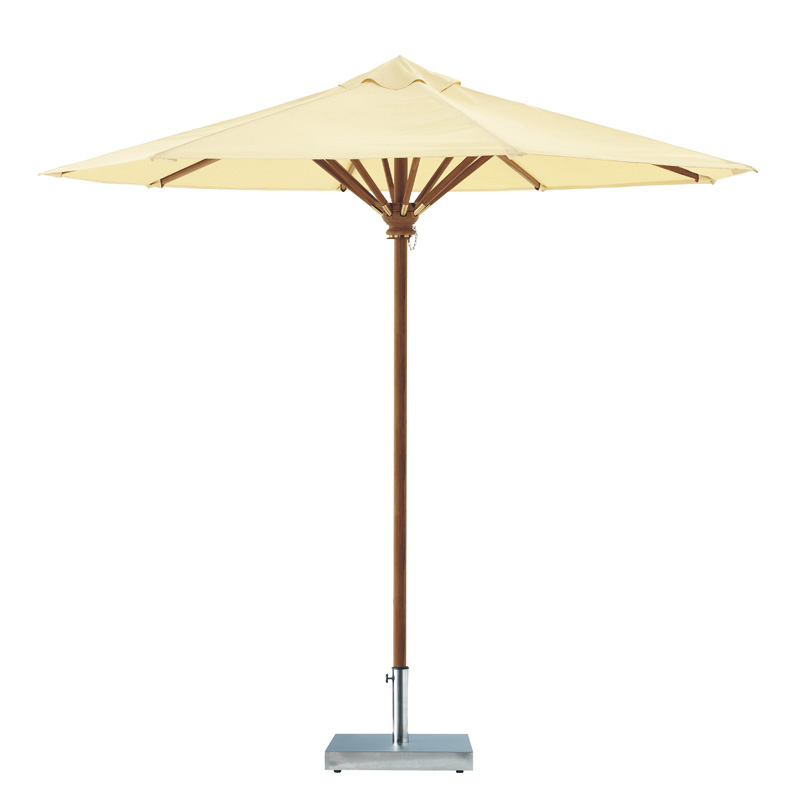 d co outdoor 12 parasols qu 39 on adore parasol ol ron ivoire maisons du monde d co. Black Bedroom Furniture Sets. Home Design Ideas