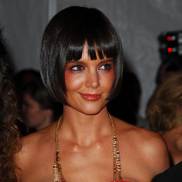 Katie Holmes : future femme d'affaires dans Sex And The City ?