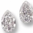 Diamants poire