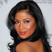 Photo : Nicole Scherzinger a forcé sur le maquillage !