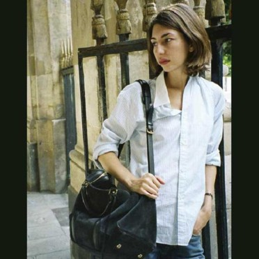 Sofia Coppola pour louis Vuitton