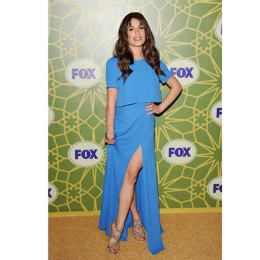 Lea Michele à la Fox All Star Party