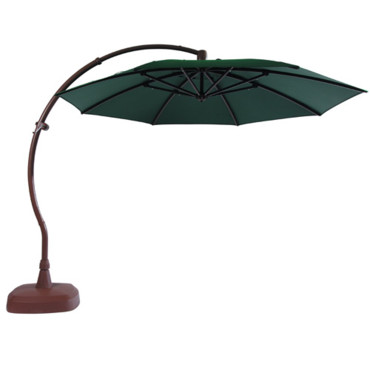 D co outdoor 12 parasols qu 39 on adore parasol excentr galaxy leroy merlin d co - Soldes parasol leroy merlin ...