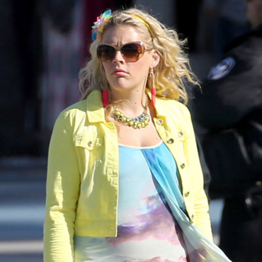 Busy Philipps à Venice Beach, Los Angeles