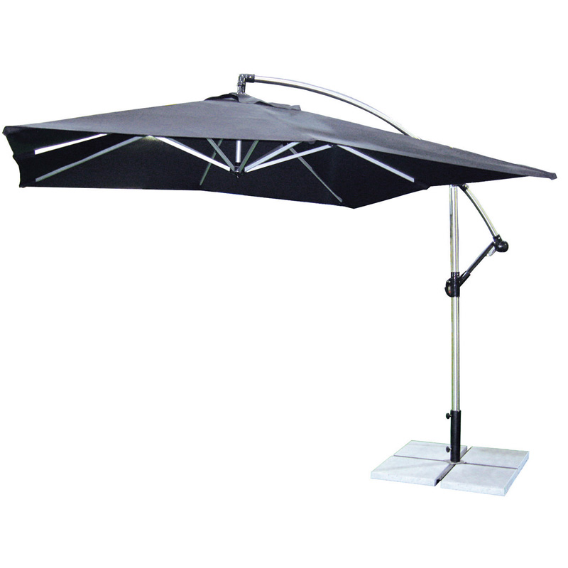 d co outdoor 12 parasols qu 39 on adore parasol excentr ombra now 39 s home d co. Black Bedroom Furniture Sets. Home Design Ideas