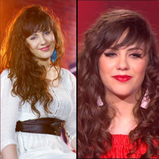 The Voice Al-Hy maquillée par Make Up for Ever