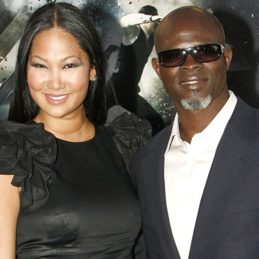 Inception : Djimon Hounsou et Kimora Lee