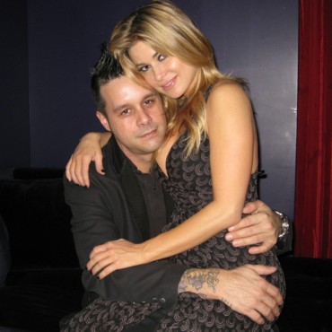 people : Carmen Electra et Rob Patterson