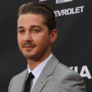 Shia Labeouf à Cannes pour Lawless