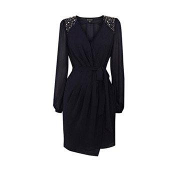 La robe cache coeur Warehouse 75 £