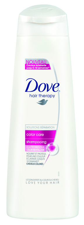 Shampooing Color Care Dove Hair Therpay