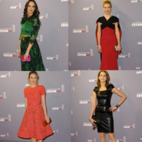Csar 2013: Marion Cotillard, Brnice Bjo, La Seydoux, les plus belles robes