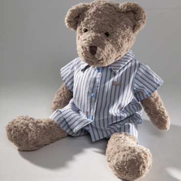 L'ours Mr Octave chez Absorba