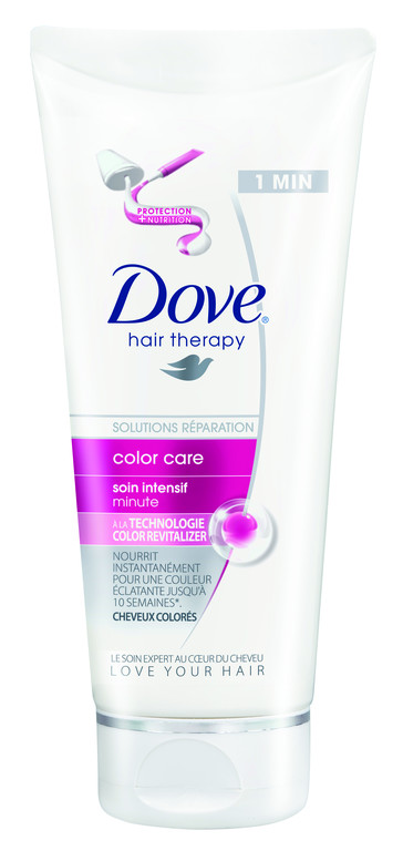 Soin Intensif Minute Color Care Dove Hair Therpay