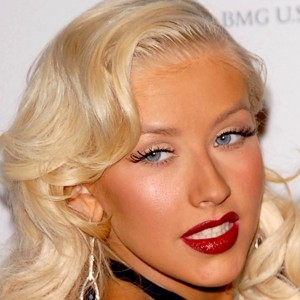 People : Christina Aguilera