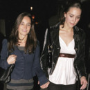 Pippa et Kate Middleton complices