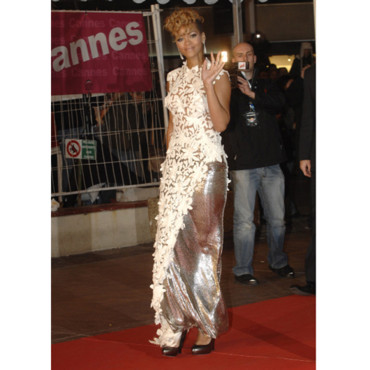 Rihanna aux NRJ Music Awards 2010