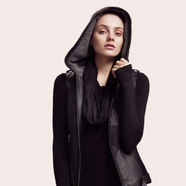 Collection H&M automne hiver 2010-2011 silhouette 10