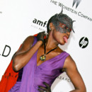Grace Jones - Gala amFAR Cannes 2010
