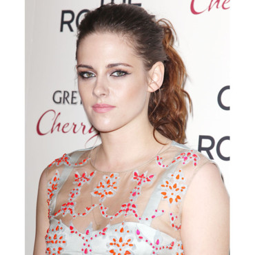 La queue de cheval de Kristen Stewart
