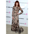 Florence Welch en Valentino Couture