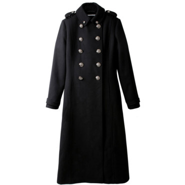Manteau officier Xanaka