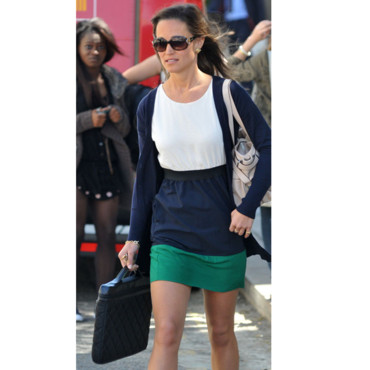 Pippa Middleton en working girl
