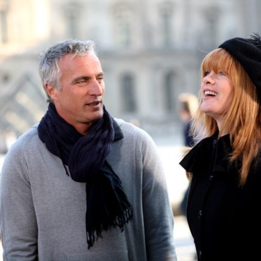 Feux de l'Amour à Paris : David Ginola et Michelle Stafford