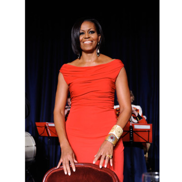 Michelle Obama en Prabal Gurung