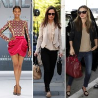 Pippa Middleton, Miranda Kerr, Zoe Saldana... le best of mode de la semaine