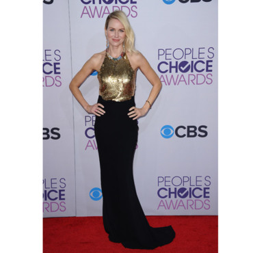 Naomi Watts lors des People's Choice Awards 2013 le 9 janvier