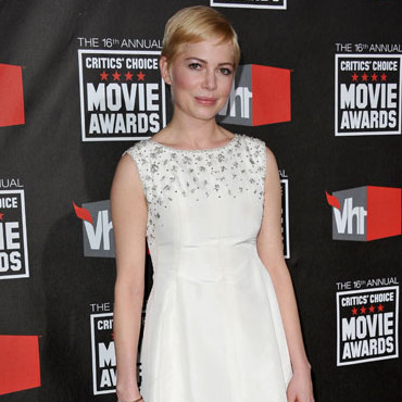 Michelle Williams en Balenciaga