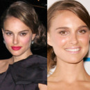 Natalie Portman et son look make up
