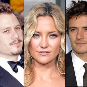people : kate Hdson Orlando Bloom Heath Ledger