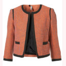 Veste orange Topshop 98e