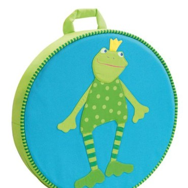Coussin Grenouille haba