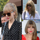 Taylor Swift reine de la frange montage