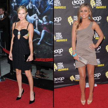 Top Flop Kate Bosworth vs. Carmen Electra
