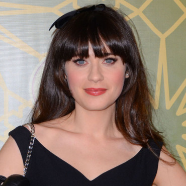 Zooey Deschanel et son headband