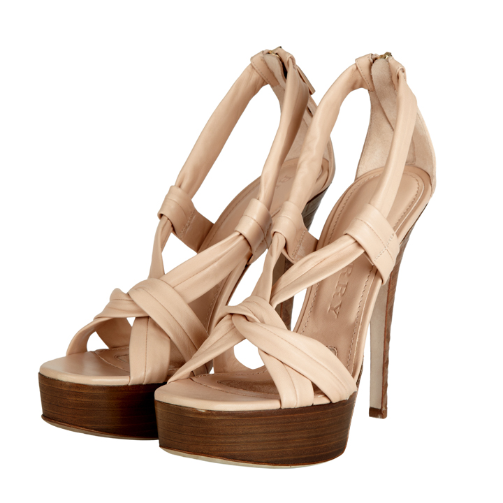 Burberry Nude chaussures