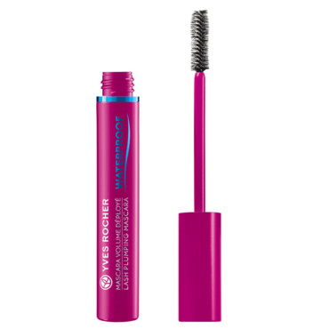 Maquillage Yves Rocher : mascara waterproof