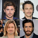 Zac Efron, Daniel Craig, Brad Pitt... A qui sont ces barbes ou ces moustaches ?