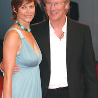 Photo : Richard Gere et Carey Lowell
