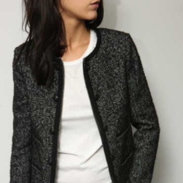 veste Tweed The Kooples 320