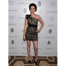 Kristen Stewart en Valentino à la première de Welcome to the Rileys