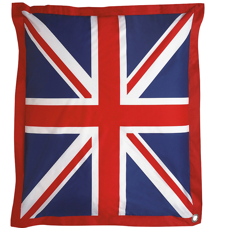 d co british le drapeau union jack s 39 affiche du sol au plafond le coussin de sol so. Black Bedroom Furniture Sets. Home Design Ideas