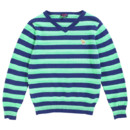 Le pull rayé Paul Smith Junior