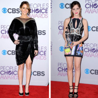 Jennifer Lawrence, Emma Watson... retour sur le red carpet fashion des People's Choice Awards 2013